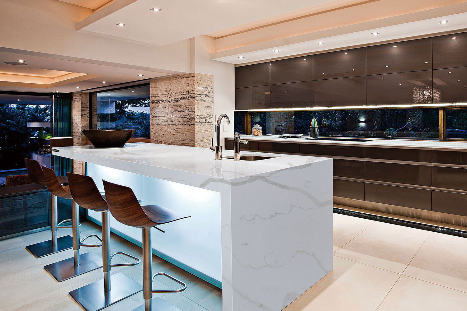 Modern Kitchen Cabinets Los Angeles Ajemco Inc